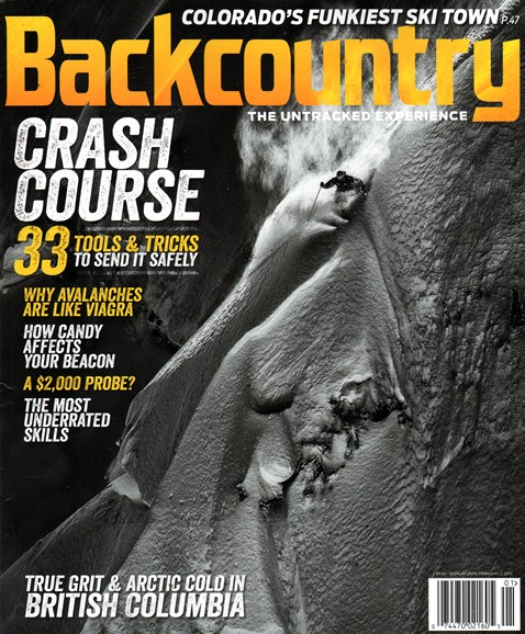 Backcountry Cover - 1/1/2015