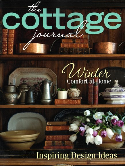 The Cottage Journal Cover - 1/1/2015