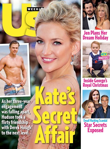 Us Weekly Cover - 12/29/2014