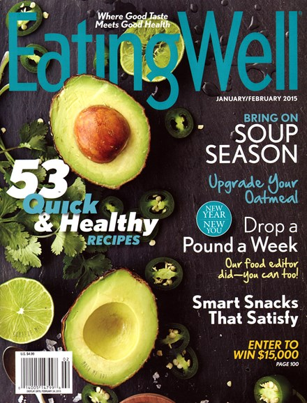 EatingWell Cover - 1/1/2015