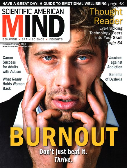 Scientific American Mind Cover - 1/1/2015