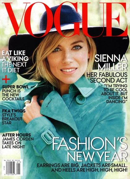 Vogue Cover - 1/1/2015