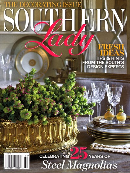 Southern Lady Cover - 1/1/2015