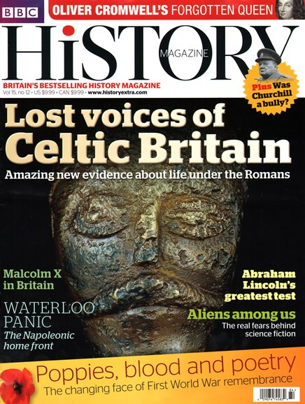 BBC History Cover - 12/1/2014