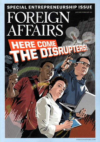 Foreign Affairs Cover - 1/1/2015