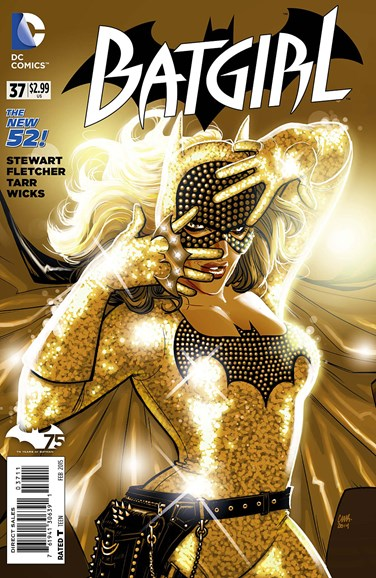 Batgirl Cover - 2/1/2015