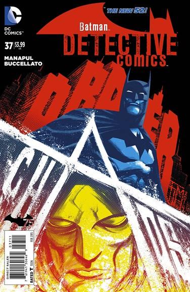 Detective Comics Cover - 2/1/2015