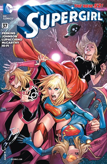 Supergirl Cover - 2/1/2015