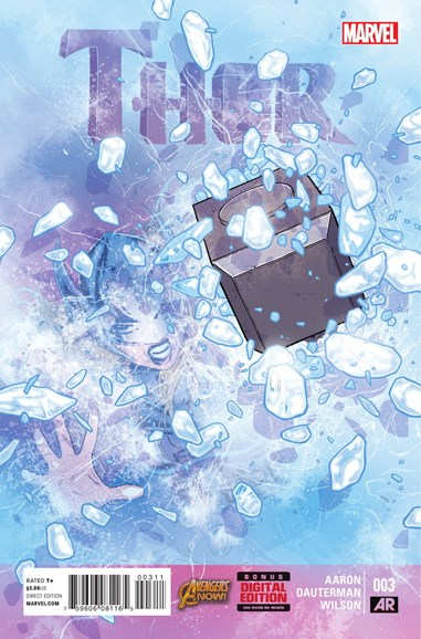 Thor Cover - 2/1/2015