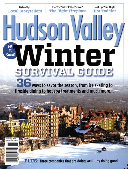 Hudson Valley Cover - 1/1/2015
