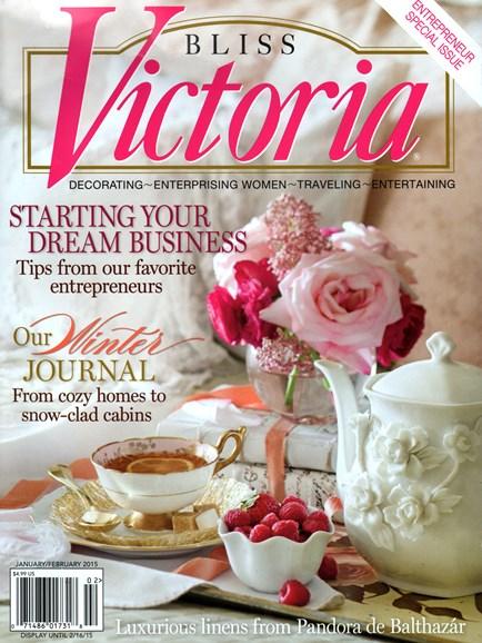 Victoria Cover - 1/1/2015