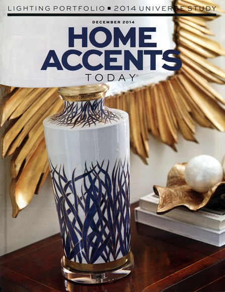 Home Accents Today Cover - 12/1/2014