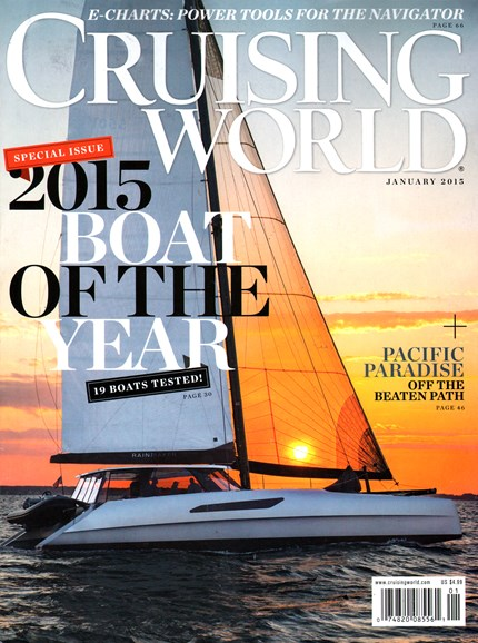 Cruising World Cover - 1/1/2015