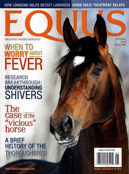 Equus Cover - 1/1/2015