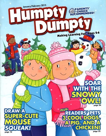 Humpty Dumpty Cover - 1/1/2015