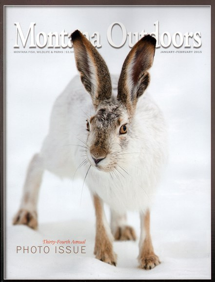 Montana Outdoors Cover - 1/1/2015