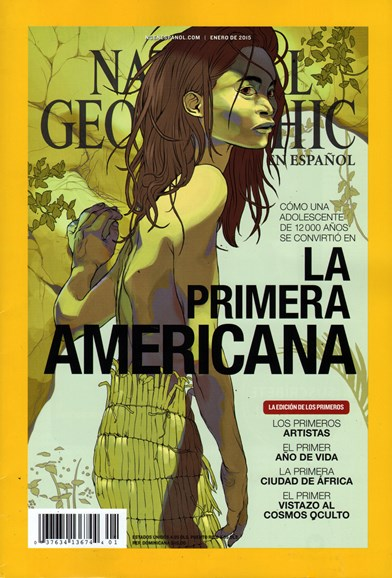 National Geographic En Español Cover - 1/1/2015