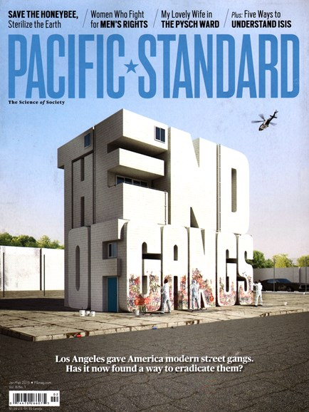 Pacific Standard Cover - 1/1/2015