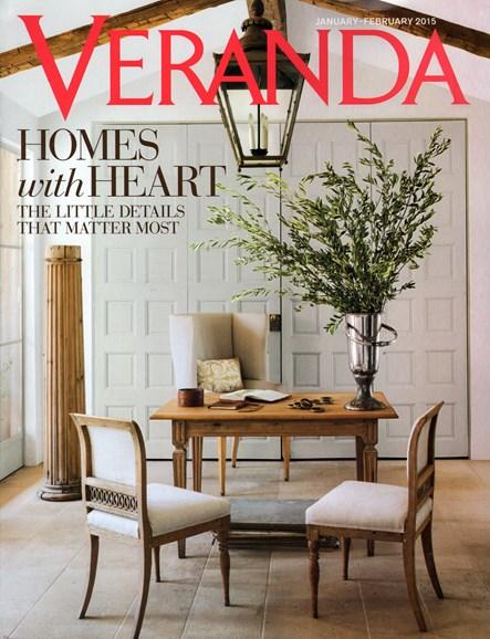 Veranda Cover - 1/1/2015