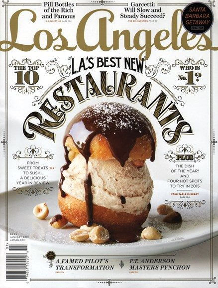 Los Angeles Cover - 1/1/2015