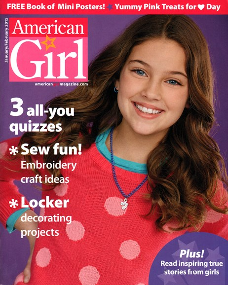 American Girl Cover - 1/1/2015