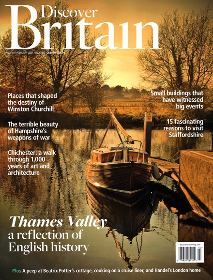 Discover Britain Cover - 1/1/2015