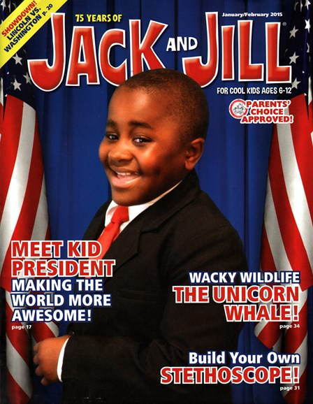 Jack And Jill Cover - 1/1/2015