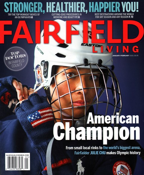 Fairfield Living Cover - 1/1/2015