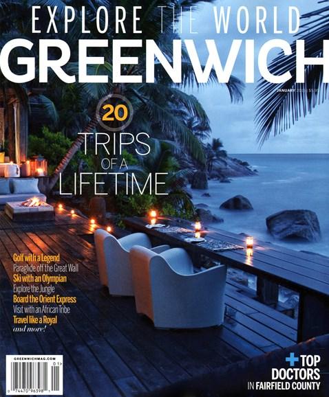 Greenwich Cover - 1/1/2015
