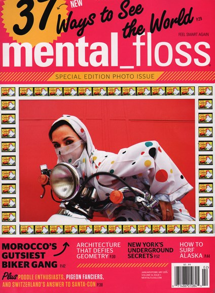 Mental Floss Cover - 1/1/2015