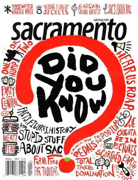 Sacramento Cover - 1/1/2015