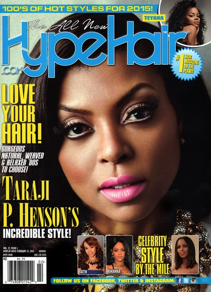 Hype Hair Cover - 1/1/2015