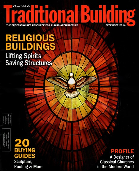 Traditional Building Cover - 12/1/2014
