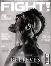 Fight Magazine | 12/1/2014 Cover
