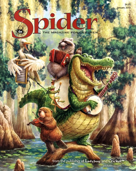Spider Cover - 1/1/2015