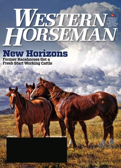 Western Horseman Cover - 1/1/2015