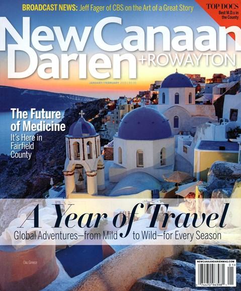 New Canaan-Darien Cover - 1/1/2015