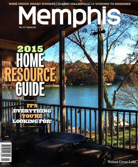 Memphis Cover - 1/1/2015