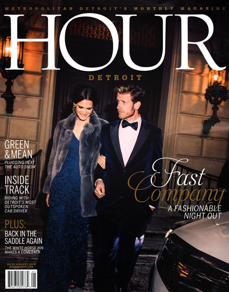Hour Detroit Cover - 1/1/2015