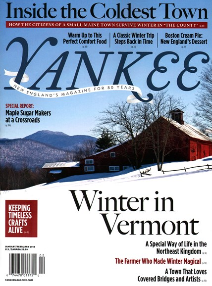 Yankee Cover - 1/1/2015