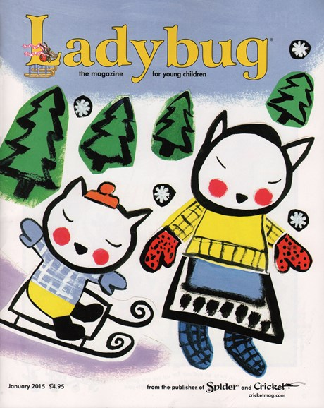 Ladybug Cover - 1/1/2015