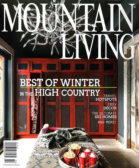 Mountain Living Cover - 1/1/2015