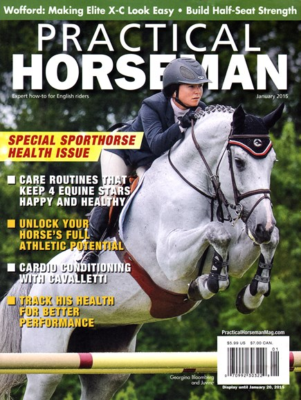 Practical Horseman Cover - 1/1/2015