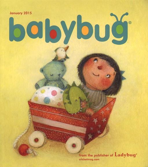 Babybug Cover - 1/1/2015