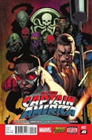 All-New Captain America 2/1/2015