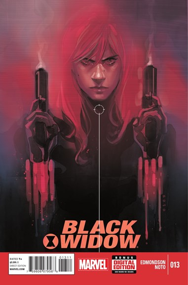 Black Widow Cover - 2/1/2015