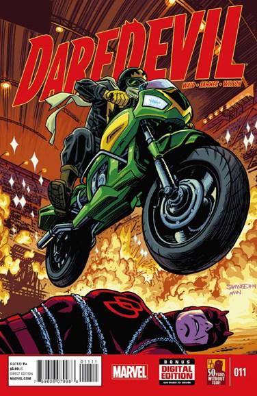 Daredevil Cover - 2/1/2015