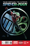 Miles Morales: Ultimate Spider-Man | 2/1/2015 Cover