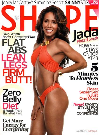 Shape Cover - 1/1/2015