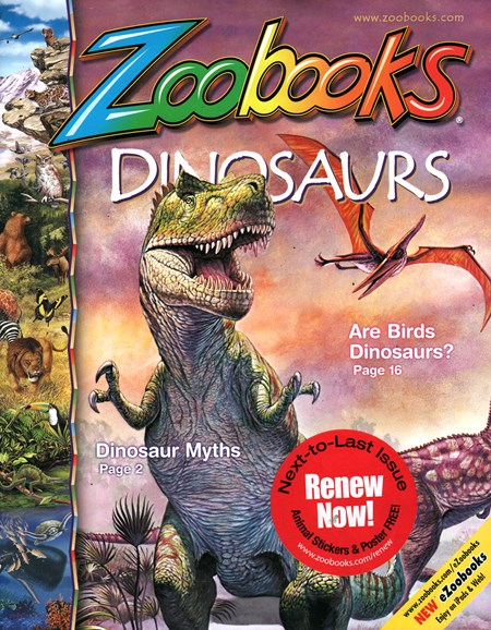 Zoobooks Cover - 12/1/2014